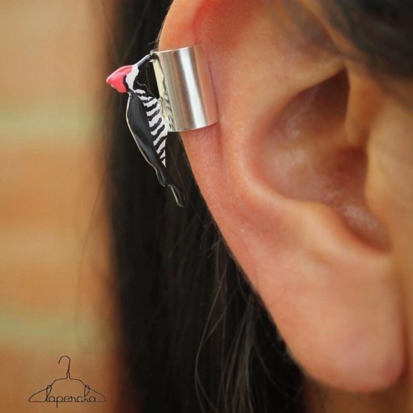 earcuff carpintero