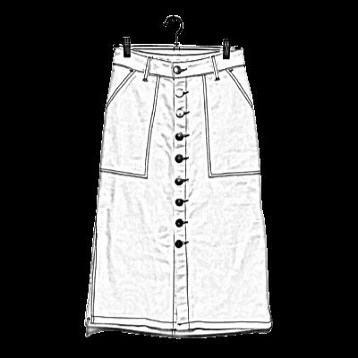 faldas cool diseño colombiano