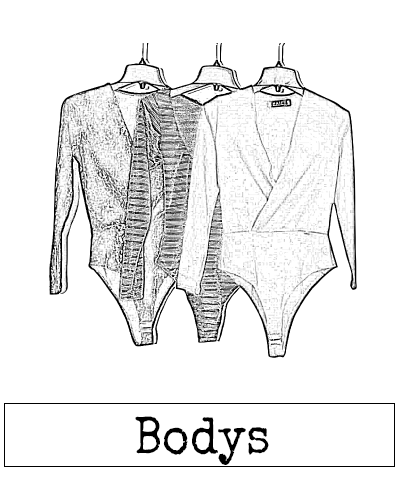 Prendas básicas en tu outfit